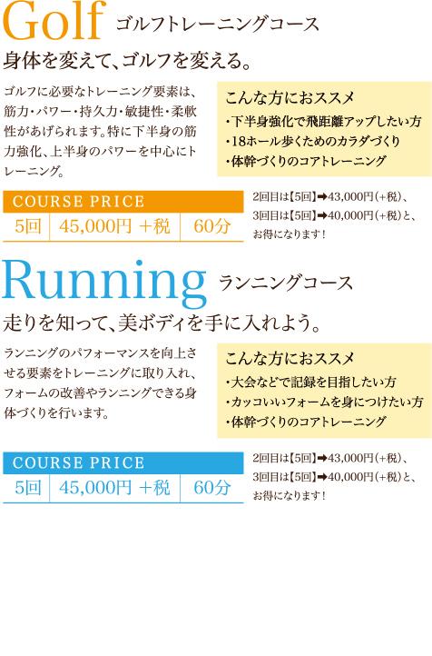 コースの紹介